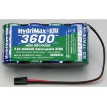 Bateria Nimh 4-cell 4.8v 3600mah Flat Rx U Receptor Hcam6333