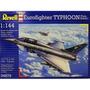 Modelo Plano - Revell 1 144 04879 Eurofighter Typhoon