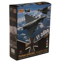 Modelo Plano - Ef-2000a Eurofighter Typhoon - Rsaf Fácil