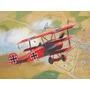 Modelo Plano - Revell 1:72 Set Fokker Dr. 1 Tri Kit Set