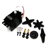 Servo Motor Para Aeromodelismo O Robótica 1.- Vol (3.2kg.cm)