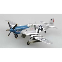 Modelo Plano - P-51 Antes De Cristo Mustang Patty Ann Ii, 1s