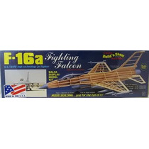 Avion Jet Guillow F-16a Fighting Falcon 1403
