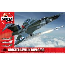 Kit Modelo Aeronaves - Airfix 1:48 Gloster Javelin Faw9 9r
