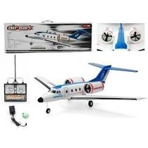 Avión Aero Plano Aire Earl Rc, Jet Corporativo Juguete Juego