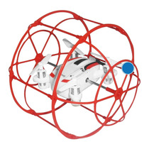 Micro Drone A Control Remoto Aereo Y Terrestre Quadcopter