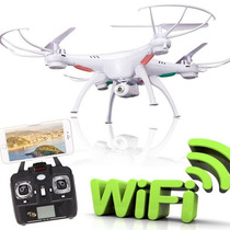 Drone Syma X5sw Fpv Camara Hd Video En Tiempo Real Wifi