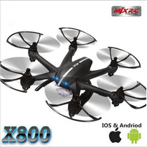 Mjx X800 Drone Camara Fpv Video Tiempo Real Wifi/ios Android