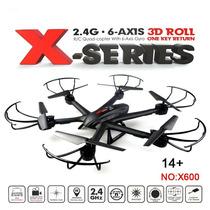 Drone Con 6 Helices | Mjx X600 | Fpv | Camara En Tiempo Real