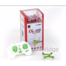 Mini Quadcopero Cheerson Cx-10 3d Drone Rc Control Remoto