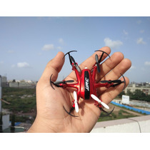 Drone Jjrc H20 Nano Rc Hexacoptero 2.4g 4ch 6axis Rojo