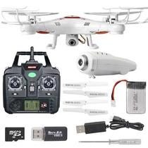 Drone Syma Quadcopter X5c-1 Cámara Hd Incluida Control 4 Ch.