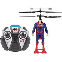 Dc Comics Licensed Superman 2ch Ir Rc Helicopter