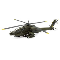 Boeing Ah-64 Apache Newray Sky Pilot Helicóptero New-ray