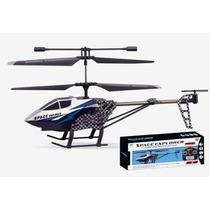 Helicoptero Rc Control Remoto Drone Gyro Sin Camara