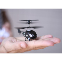 Mini Micro Helicóptero Nano Qs5013 2.5ch