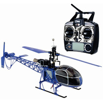 Radiocontrol Helicoptero Seeker 4 Ch 2.4 Ghz Lee Descripcion