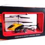 Mini Helicoptero Eléctrico A Control Remoto - Alcance 8 Mts