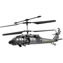 Big Blackhawk Helicóptero Controlado Por Radio De 3 Canales