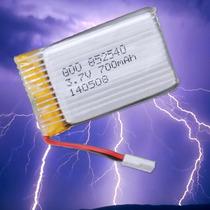 Batería Syma X5c 3.7v 700mah Te Brinda 10 Minutos De Vuelo