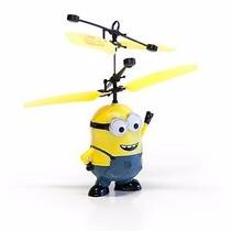 Helicoptero Minions En Drone El Juguete