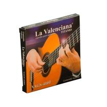 Encordadura Guitarra Clasica La Valenciana 410-t