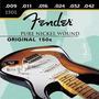Cuerdas Guitarra Electrica Fender 0730