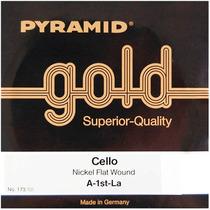 Cuerda Pyramid Gold Para Cello 4/4 1a (a) Mod.173 101