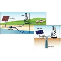Planta De Luz Con Energia Solar
