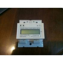 Medidor Digital Kilowatts 220v, Lo Exige Cfe, Paneles Solare