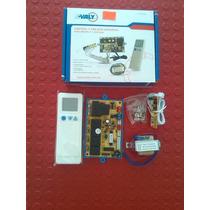 Control Y Tarjeta Universal Para Minisplit A/c. Avaly
