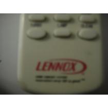 Control Remoto Lennox Mini Split Clima Aire Acondicionado
