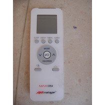Control Remoto Mini Split Mirage Original Gz-46b-e1