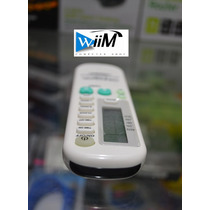 Control Remoto Aire/ac Y Mini Split Ac Universal Rym
