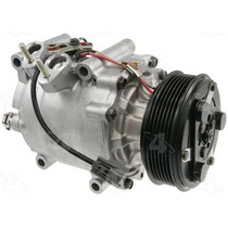 Compresor A/c Honda 2001 Civic Dx 1.7l Mfi Sohc N Sku 901136