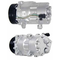 Compresor De Clima A/c Jetta 99-05 A4 Reconstruido Garantia