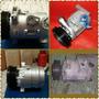 Compresores, Aire Acondicionado Automotriz.