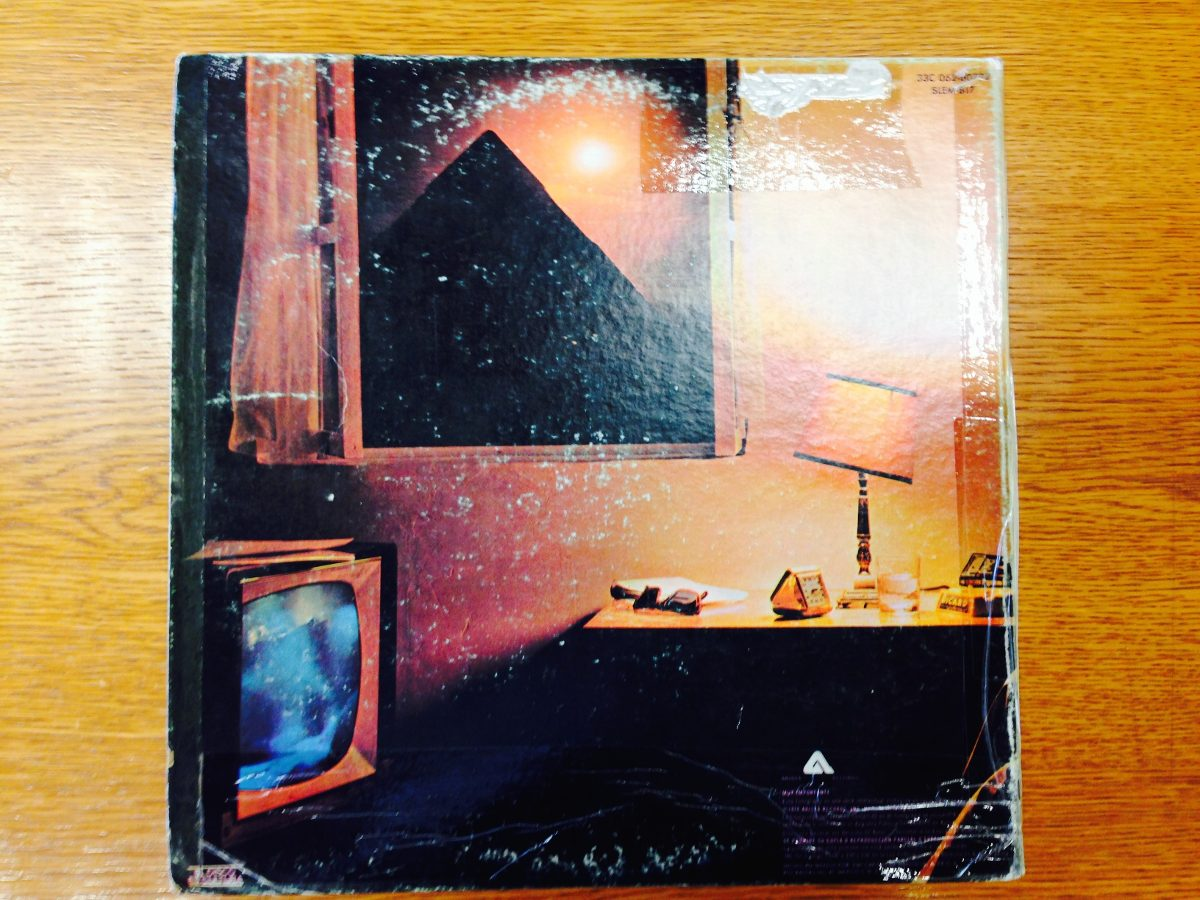 alan parsons project pyramid
