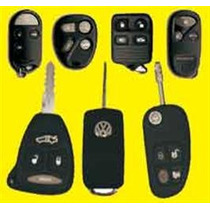 Llaves Con Chip Y Controles Originales De Agencia Para Carro