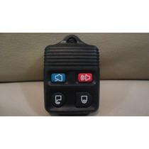 Carcasa Llavero Alarma Ford 4 Botones
