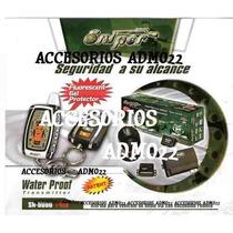Alarma Auto Sniper 9000 Arrancador Alcance Control Lcd