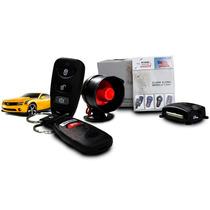 Auto Alarma Klema Lion 4 Botones Anti-asalto Sensor
