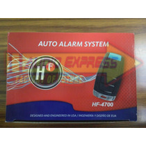 Alarma Hf-4700 Anti-robo Anti-asalto