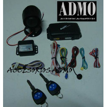 Alarma Auto 4 Canales Sniper Sn - 7000 Para Llave Y Chip
