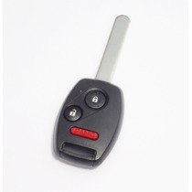 Llave Control Alarma Honda Cr-v 2007 2008 2009 2010 11 12 13