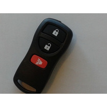 Control Alarma Nissan Murano, Frontier, Titan, Quest, Xtrail