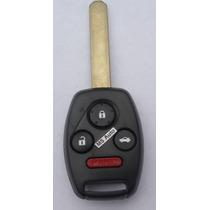 Llave Honda Accord 2003, 2004, 2005, 2006, 2007 Con Control