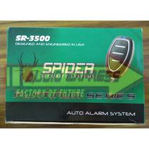 Alarma Spider Sr-3500 Anti-asalto