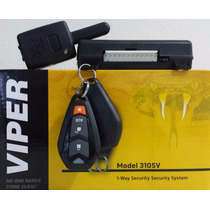 Alarma Viper 3105v Seguridad Antiasalto Autoalarma
