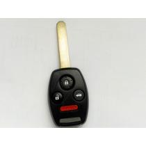Llave Control Alarma Honda Civic 06 07 08 09 10 11 12